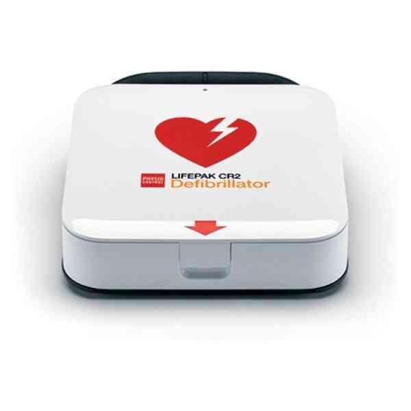 Lifepak cr2-wifi,hjärtstartare,AED,Defibrillator,stryker,Physio control